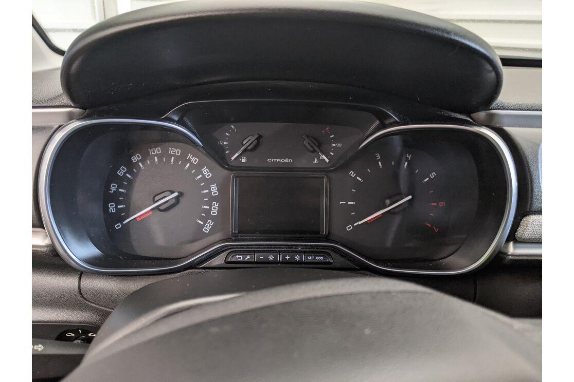 Points forts : indicateur de vitesse
