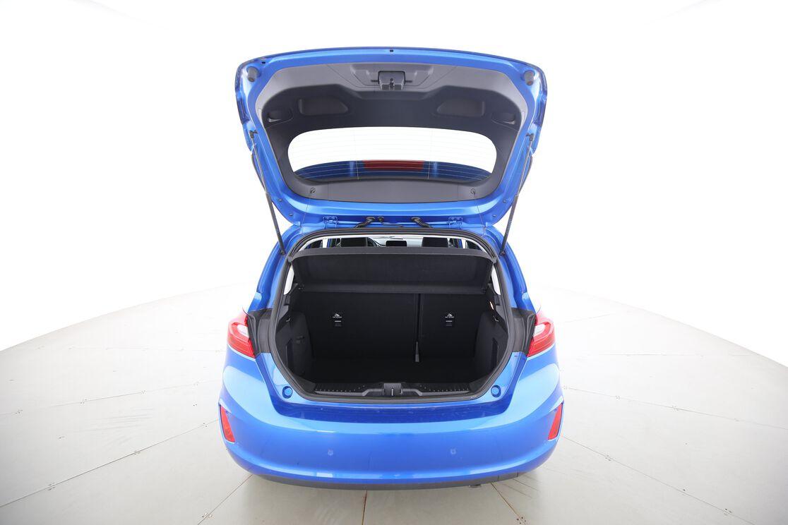 Innenraum Kofferraum 1