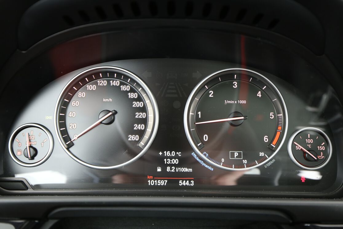 Highlight: Tachometer