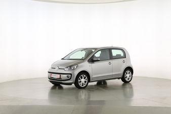 Volkswagen up! 1.0 Move up!  Fahrerseite leicht seitlich von vorne, geschlossen