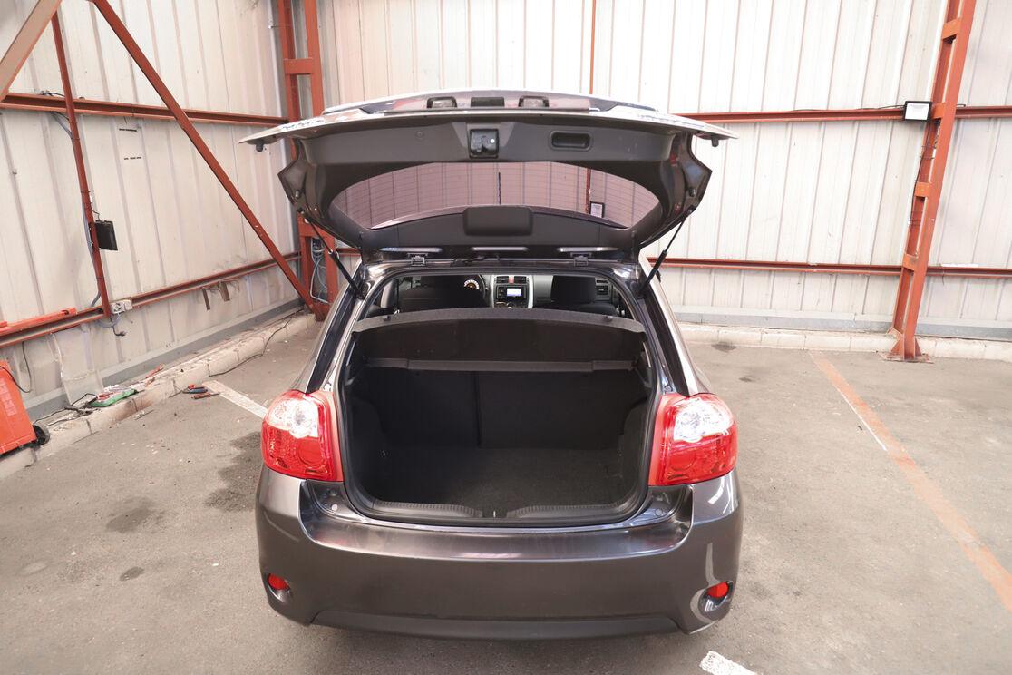 Interior maletero 1