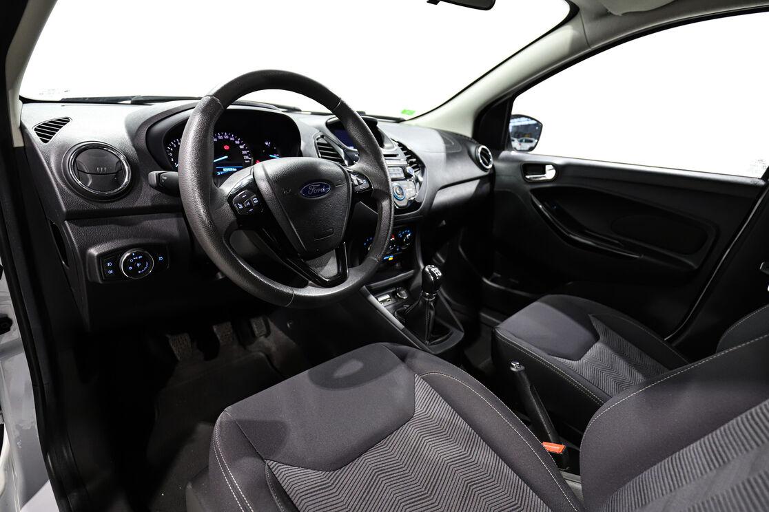 Interior lado del conductor lado 2