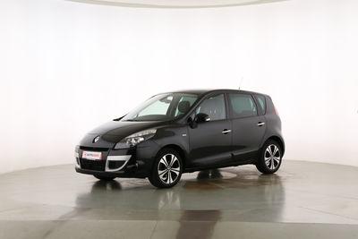 2011 Renault Scenic 1.4 TCE BOSE Edition Fahrerseite leicht seitlich von vorne, geschlossen