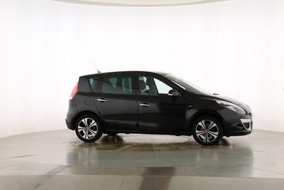 2011 Renault Scenic 1.4 TCE BOSE Edition von links hinten, geschlossen