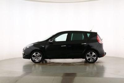 2011 Renault Scenic 1.4 TCE BOSE Edition von vorne, geschlossen