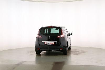 2011 Renault Scenic 1.4 TCE BOSE Edition Draufsicht Beifahrerseite, geschlossen