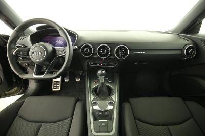 2015 Audi TT 1.8 TFSI Coupe Amaturenbrett