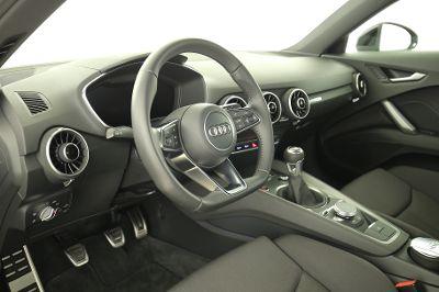 2015 Audi TT 1.8 TFSI Coupe Fahrersitz