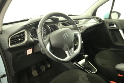2010 Citroen C3 1.6 Exclusive Mittelkonsole