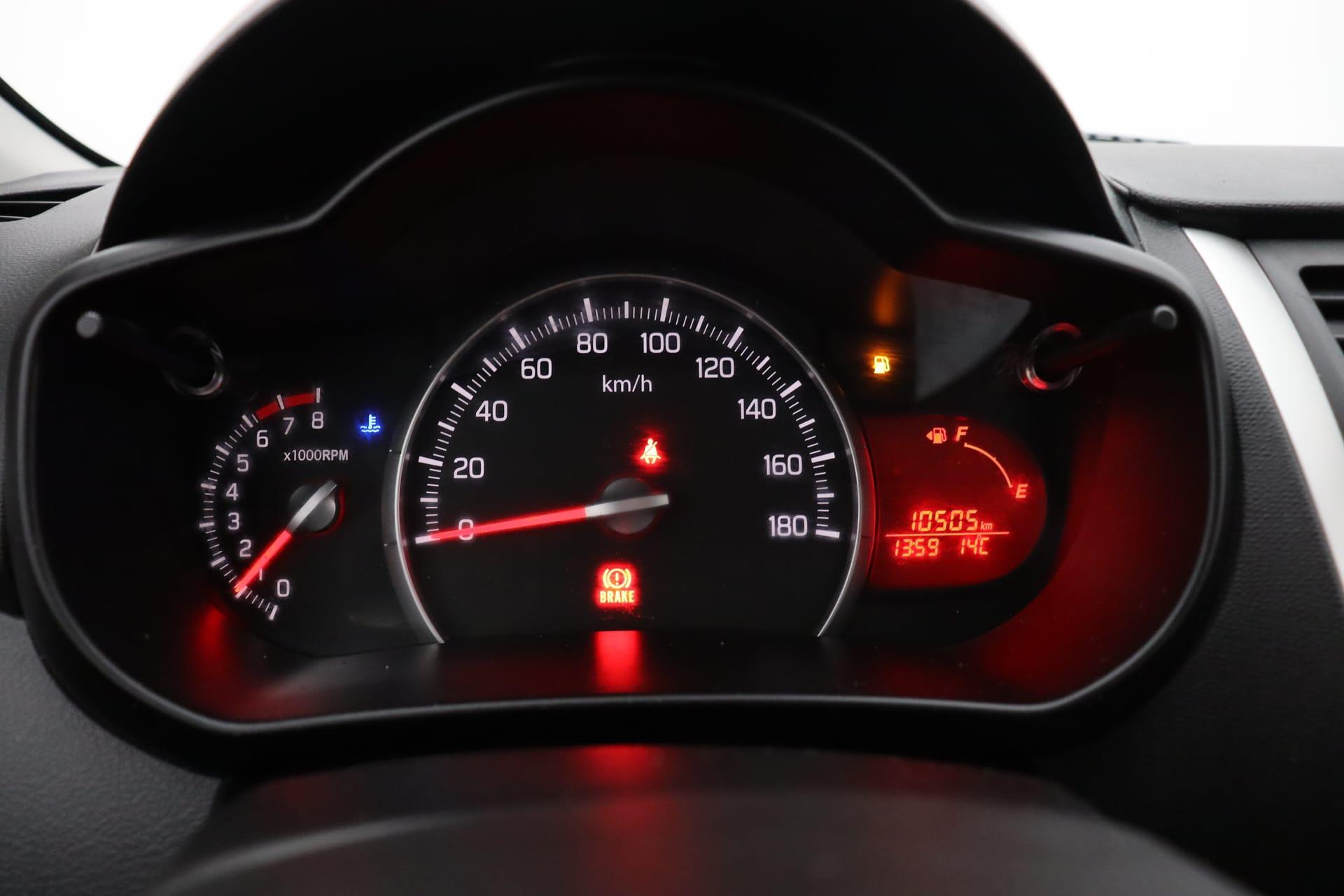 Highlight: snelheidsmeter