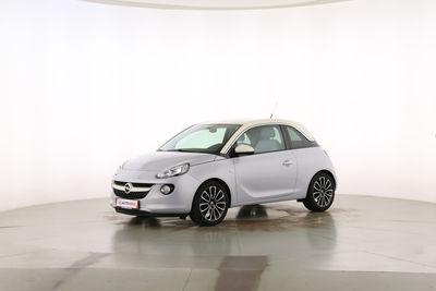 2014 Opel Adam 1.4 Jam Fahrerseite leicht seitlich von vorne, geschlossen