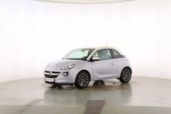 Opel Adam 1.4 Jam Fahrerseite leicht seitlich von vorne, geschlossen
