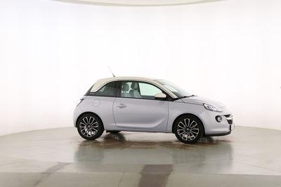 2014 Opel Adam 1.4 Jam von links hinten, geschlossen