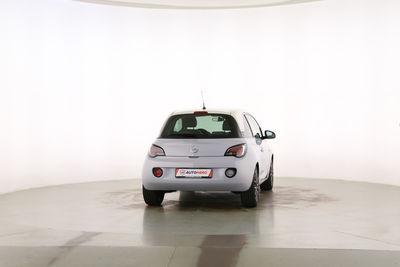 2014 Opel Adam 1.4 Jam Draufsicht Beifahrerseite, geschlossen