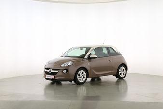 Opel Adam 1.2 Jam Fahrerseite leicht seitlich von vorne, geschlossen