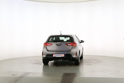 2013 Toyota Auris 1.6 START Edition Draufsicht Beifahrerseite, geschlossen