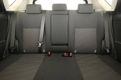 2013 Toyota Auris 1.6 START Edition Rücksitzbank