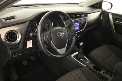 2013 Toyota Auris 1.6 START Edition Fahrersitz
