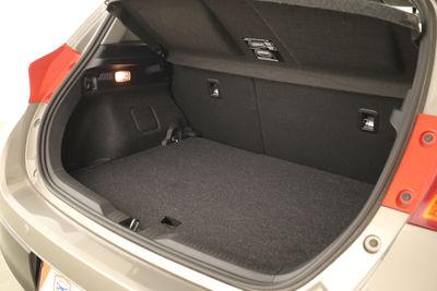 2013 Toyota Auris 1.6 START Edition Kofferraum
