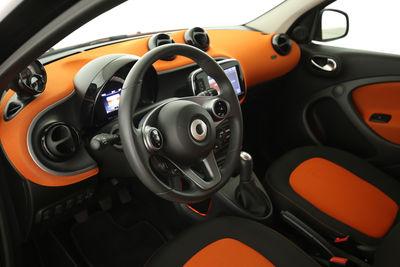 2015 Smart forfour 1.0 Basis passion Fahrersitz