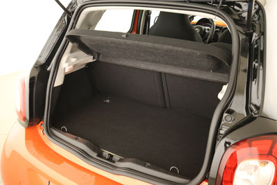 2015 Smart forfour 1.0 Basis passion Kofferraum