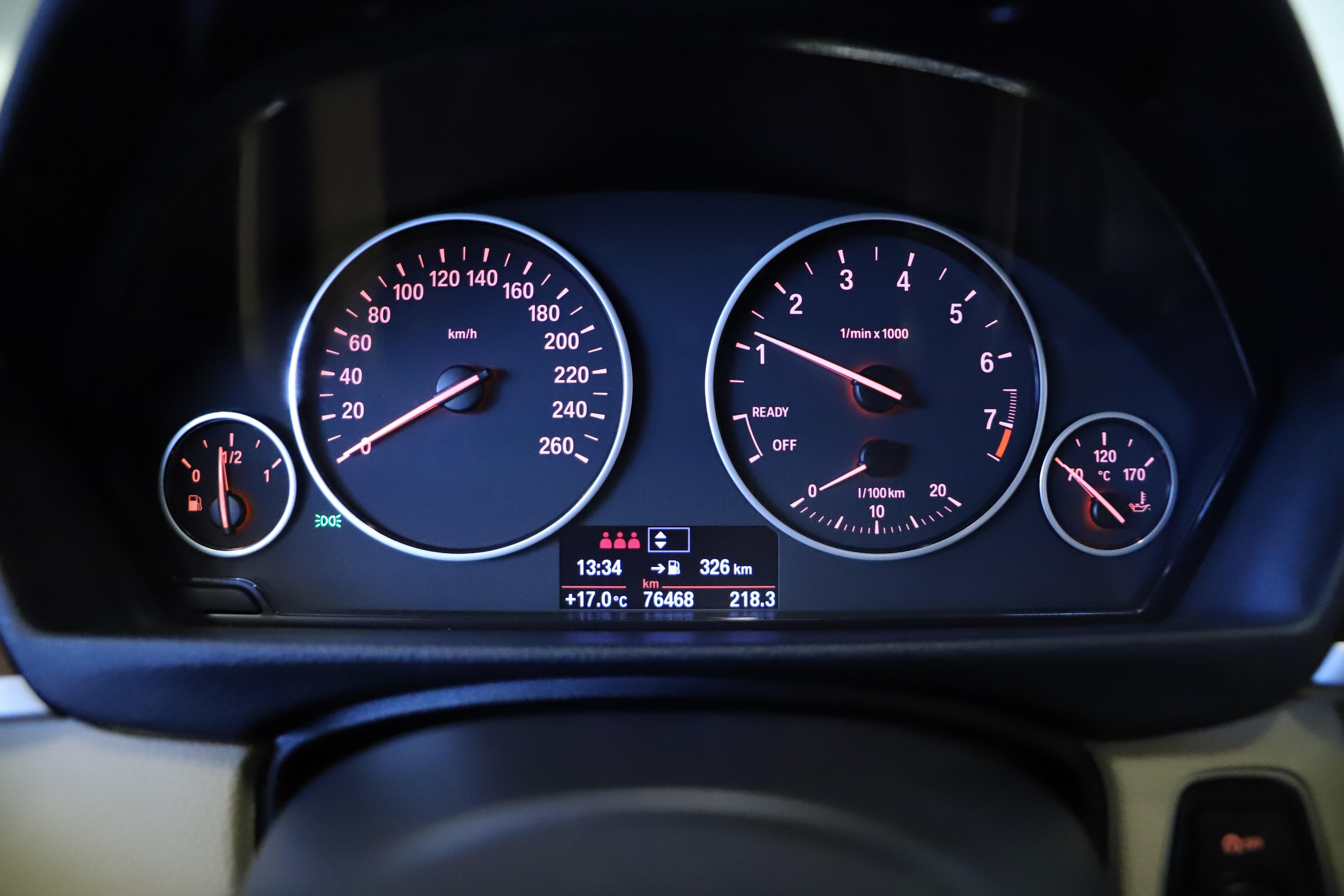 Highlights hastighetsmätare