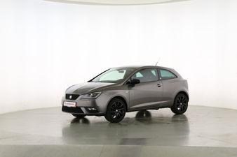 Seat Ibiza 1.2 TSI Stylance / Style Fahrerseite leicht seitlich von vorne, geschlossen