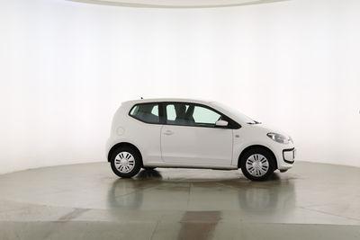 2012 Volkswagen up! 1.0 Move up! von links hinten, geschlossen