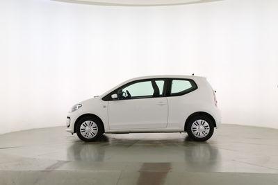 2012 Volkswagen up! 1.0 Move up! von vorne, geschlossen
