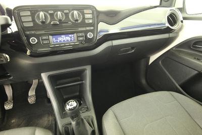 2012 Volkswagen up! 1.0 Move up! Mittelkonsole