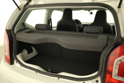 2012 Volkswagen up! 1.0 Move up! Kofferraum