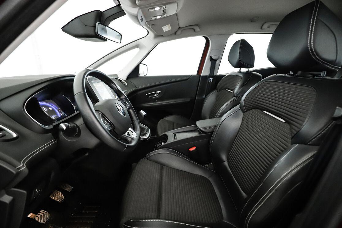 Interior lado del conductor lado 1