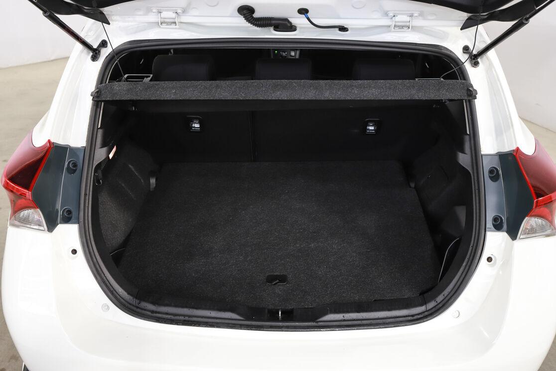 Interior maletero 2