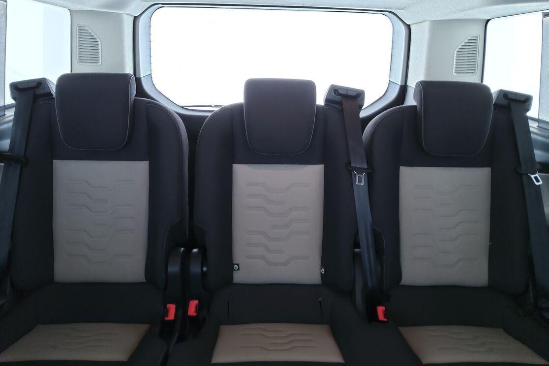 Innenraum Rücksitz
